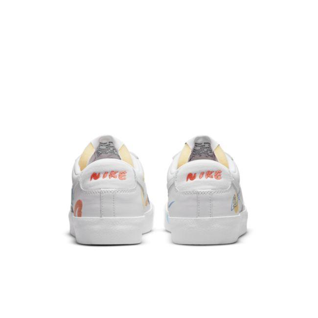 Nike Flyleather Blazer Low '77 DM0882-100 02