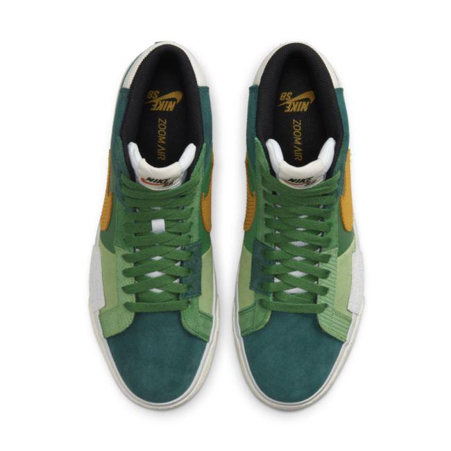 Nike SB Zoom Blazer Mid Premium  DA8854-300 02