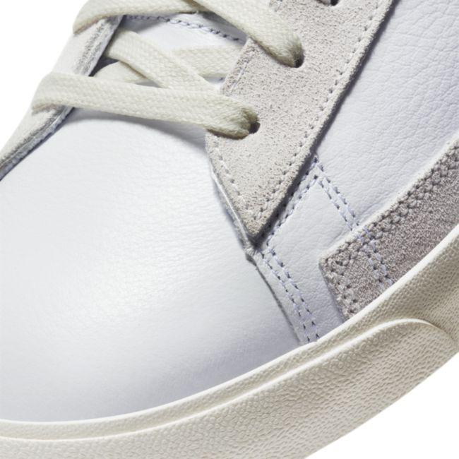 Nike Blazer Low Leather CW7585-100 03