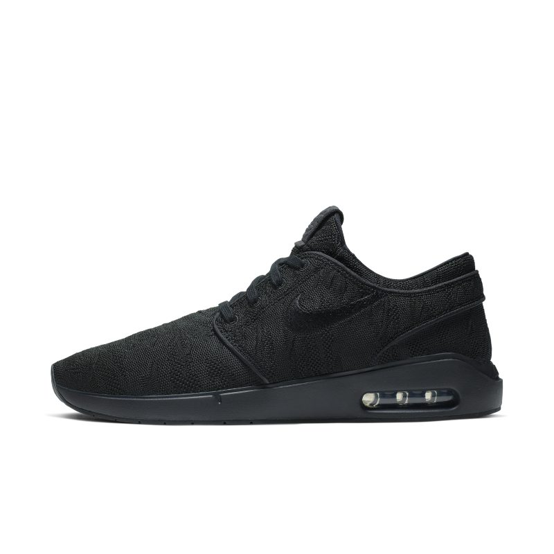 Nike SB Air Max Stefan Janoski 2 Men's Skate Shoe - Black