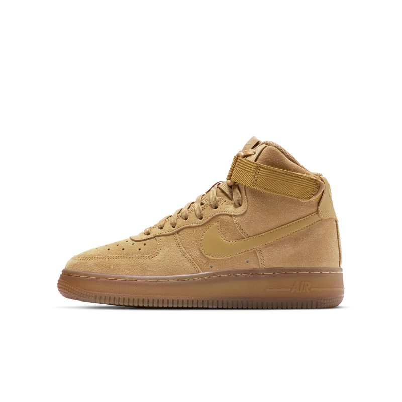 Nike Air Force 1 High LV8 3 Older Kids' Shoe - Brown