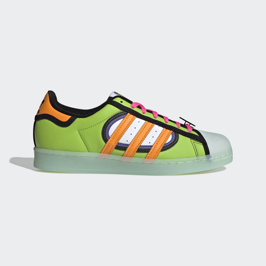 adidas Superstar The Simpsons Squishee H05789 01