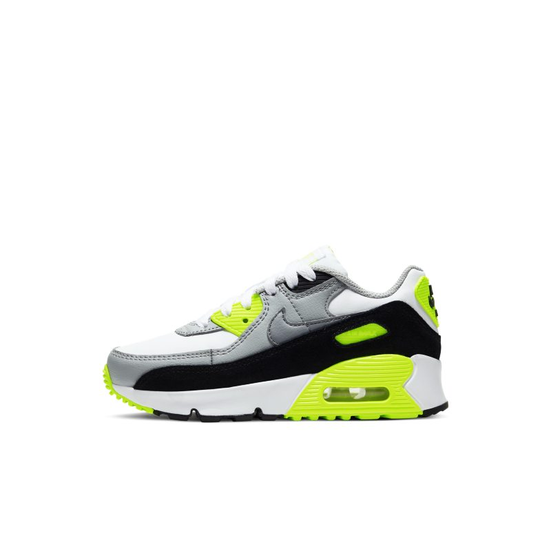 Nike Air Max 90 Younger Kids' Shoe - White