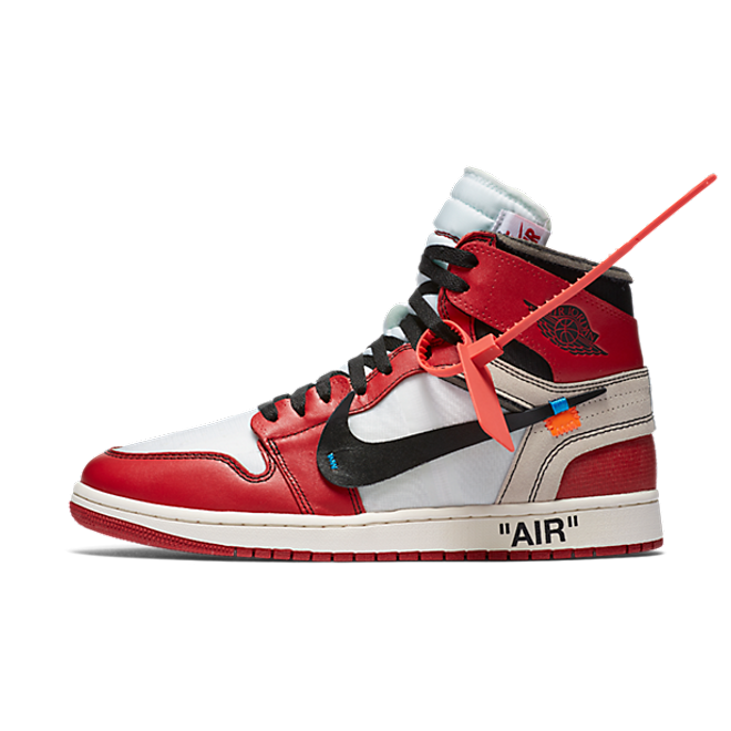 Jordan 1 High x Off White