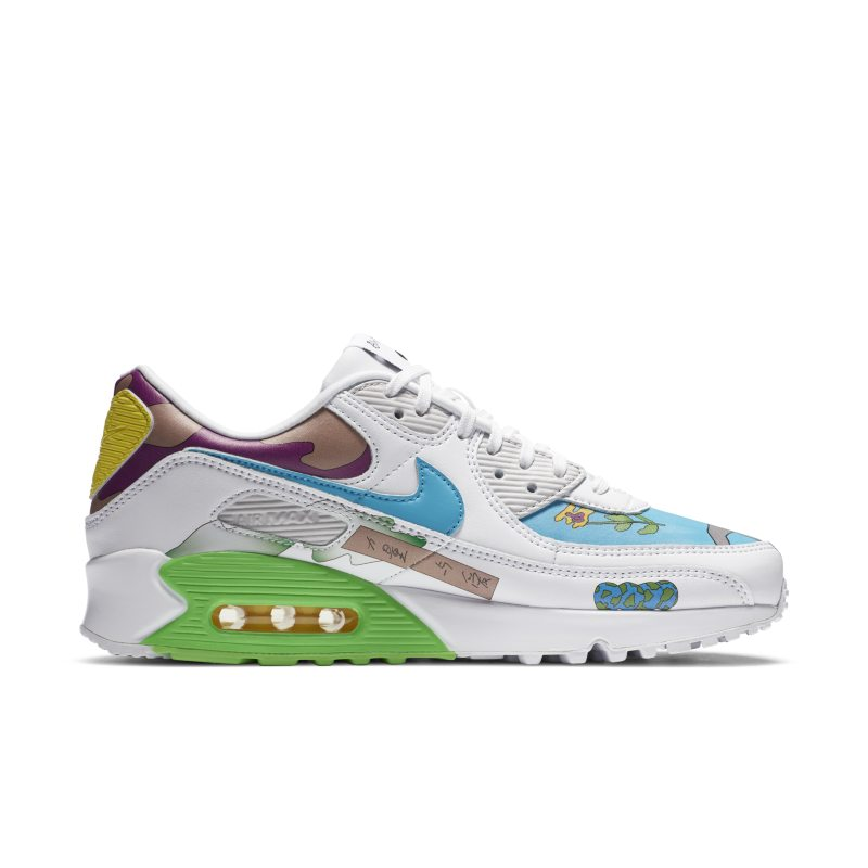 Nike Air Max 90 FlyLeather CZ3992-900 03