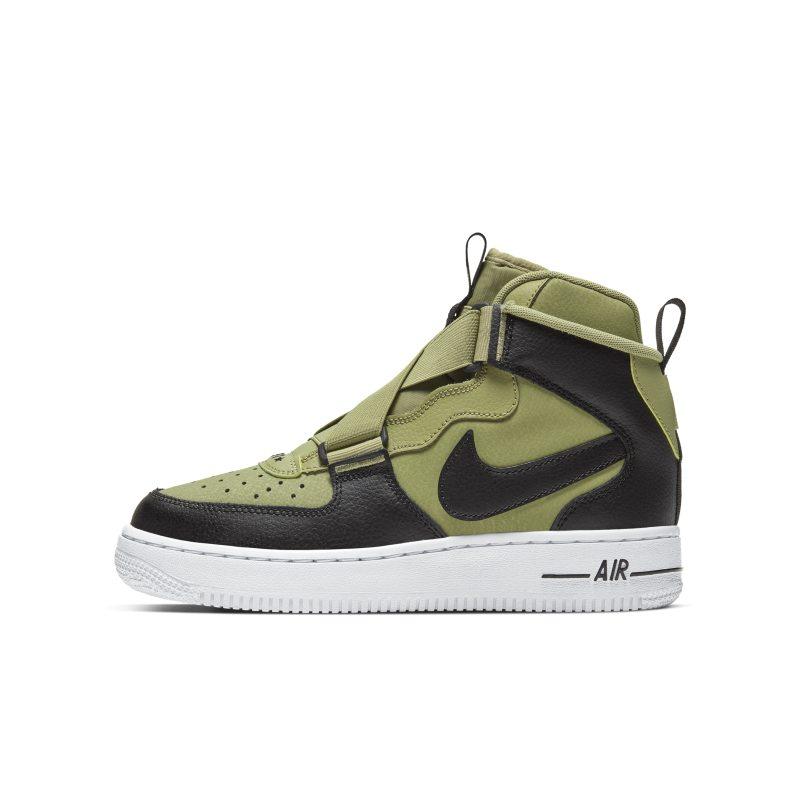 Nike Air Force 1 Highness Older Kids' Shoe - Olive
