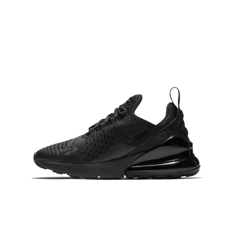 Nike Air Max 270 Older Kids' Shoe - Black