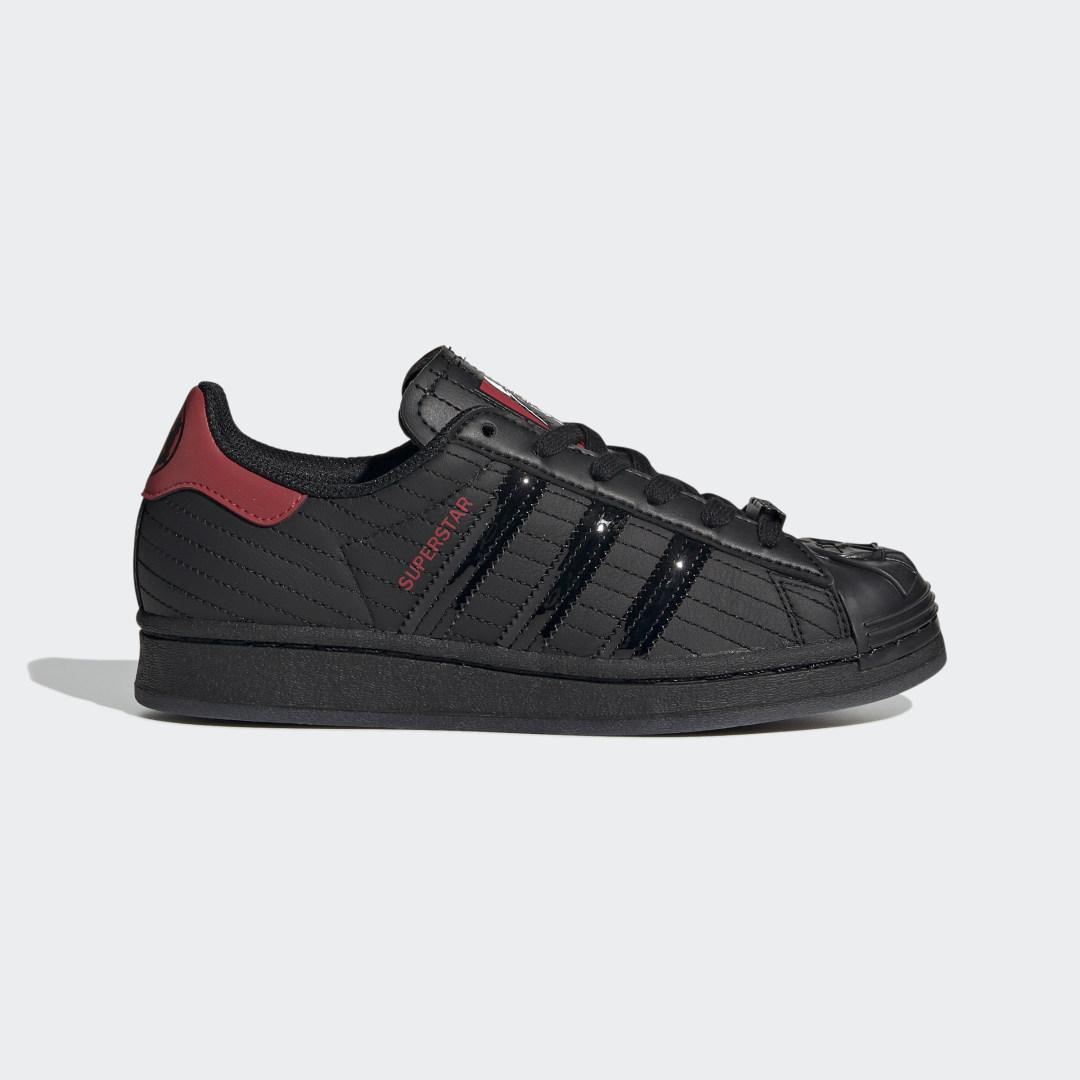 adidas Superstar Star Wars Darth Vader FY0130 01