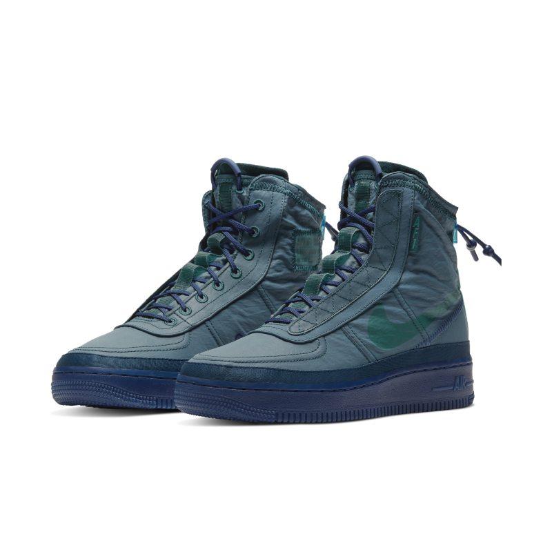 Nike Air Force 1 Shell BQ6096-300 02