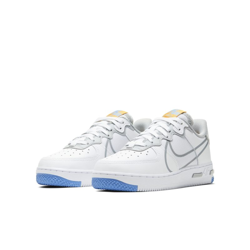 Nike Air Force 1 React CT5117-102 02