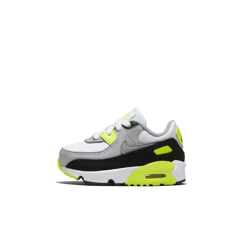 Nike Air Max 90 Baby and Toddler Shoe - White