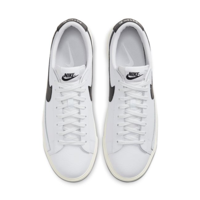 Nike Blazer Low Leather CI6377-101 02