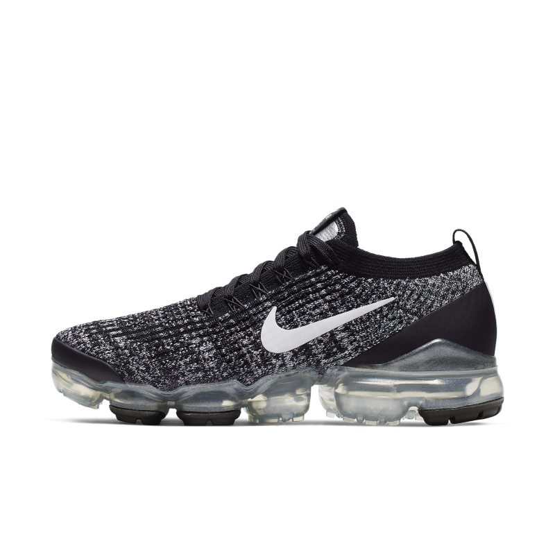 Nike Air VaporMax Flyknit 3 Women's Shoe - Black