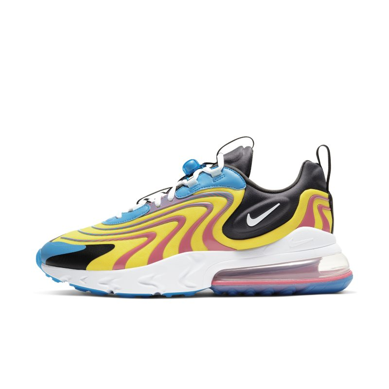 Nike Air Max 270 React ENG Men's Shoe - Yellow