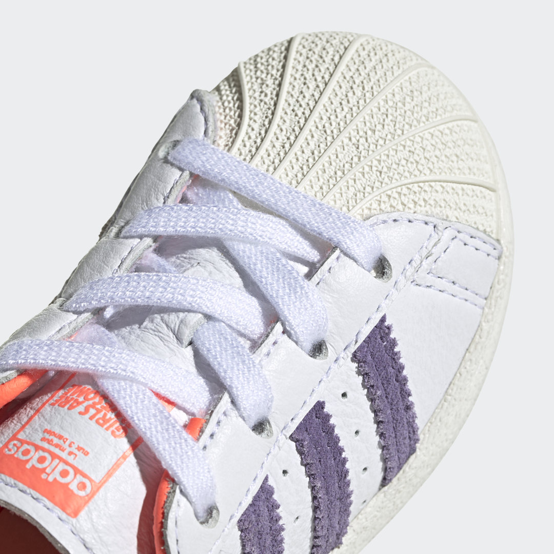 adidas Superstar EL Girls Are Awesome FW8119 05