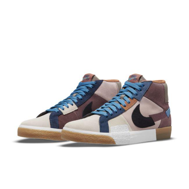 Nike SB Zoom Blazer Mid Premium DA8854-600 04