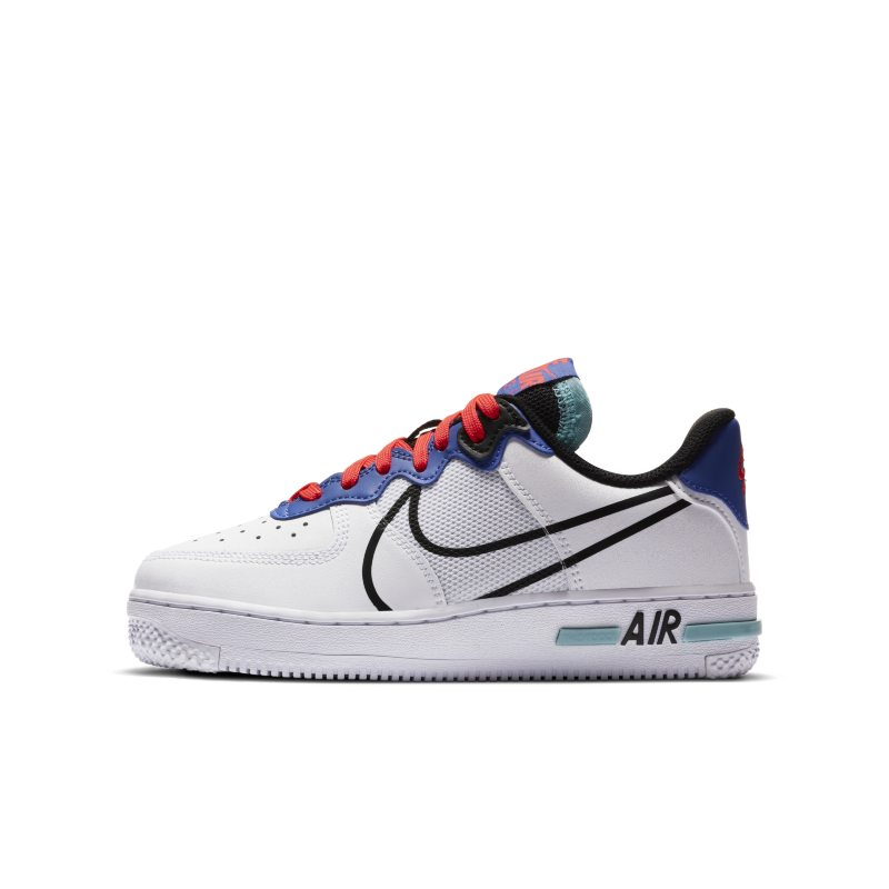 Nike Air Force 1 React CD6960-101 01