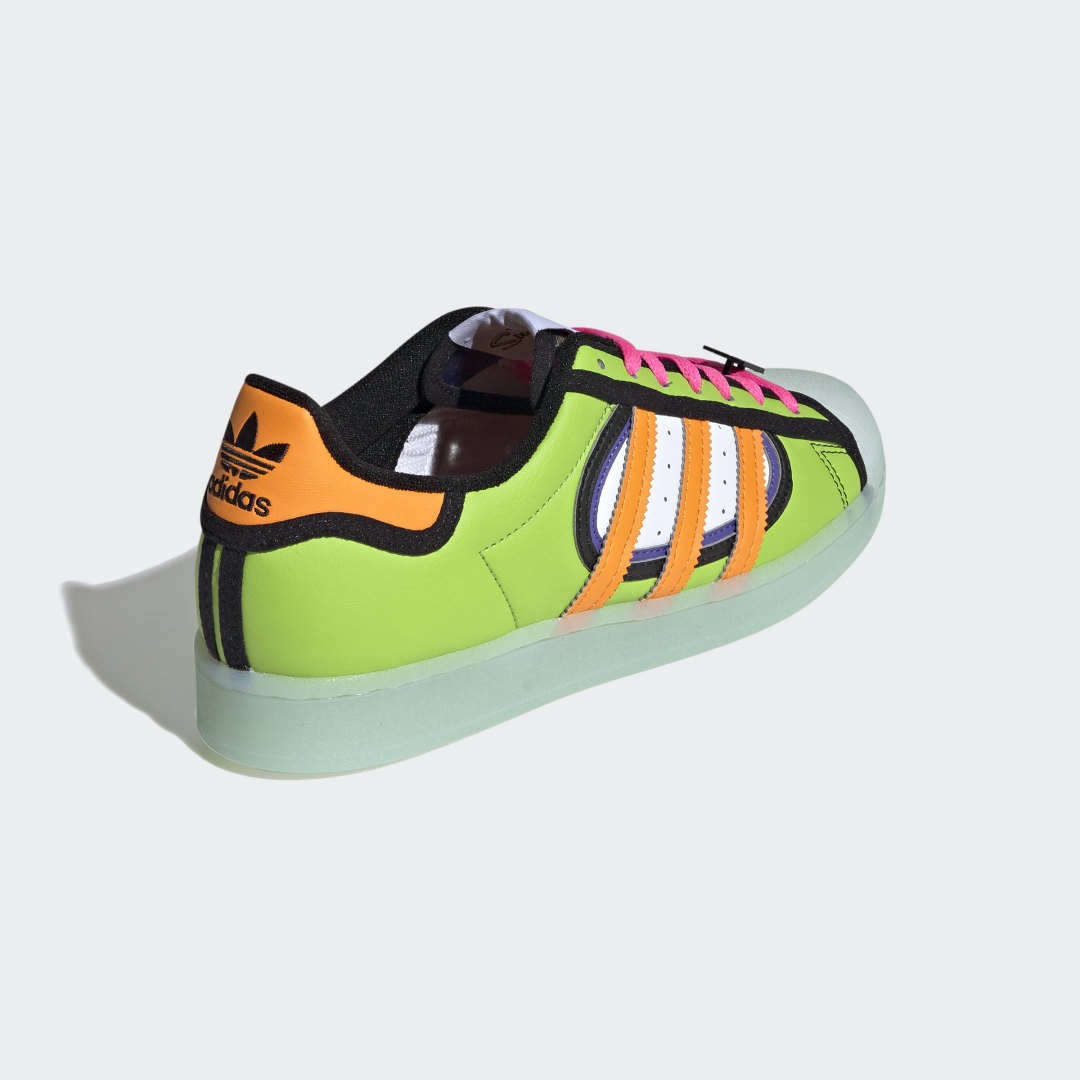 adidas Superstar The Simpsons Squishee H05789 02