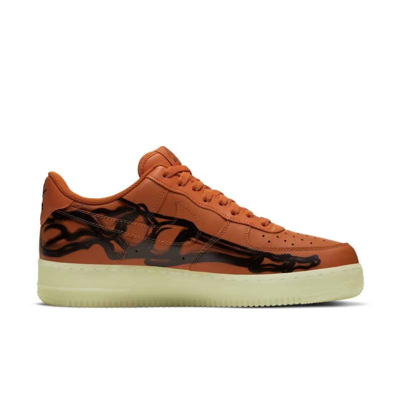 Nike Air Force 1 '07 Skeleton CU8067-800 03