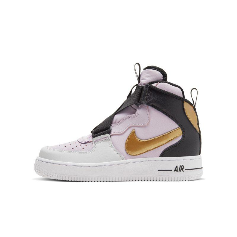 Nike Air Force 1 Highness Older Kids' Shoe - Purple