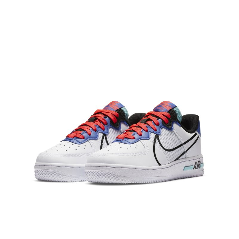 Nike Air Force 1 React CD6960-101 02