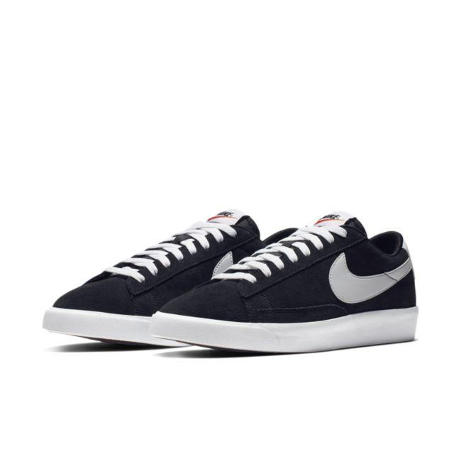 Nike Blazer Low Premium Vintage Suede 538402-004 03