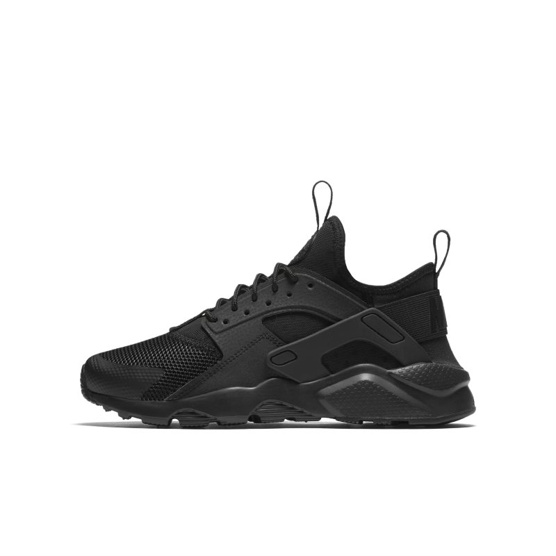 Nike Air Huarache Ultra Older Kids' Shoe - Black