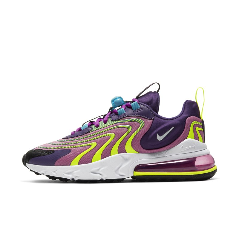 Nike Air Max 270 React ENG Women's Shoe - Purple
