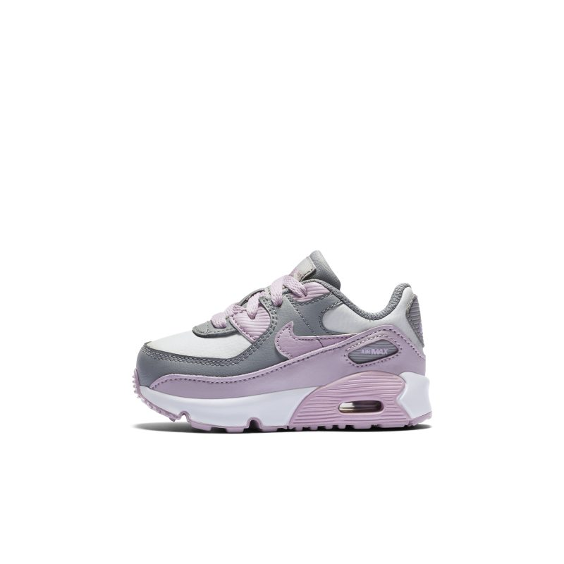 Nike Air Max 90 Baby and Toddler Shoe - Grey