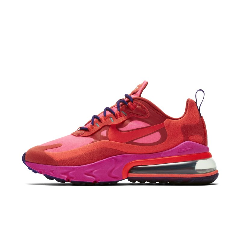 Nike Air Max 270 React Women's Shoe - Red