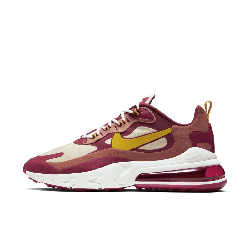 Nike Air Max 270 React Men's Shoe - Red