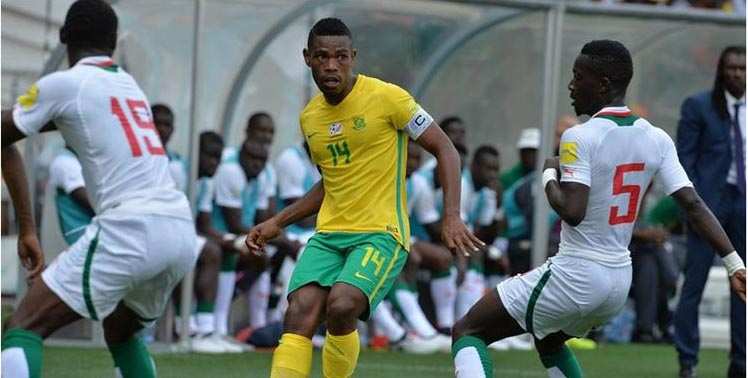 Road to Qatar 2022: South Africa regain Group G lead