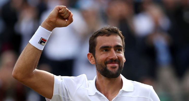 After 11 Attempts, Cilic in Wimbledon Final for 1st Time