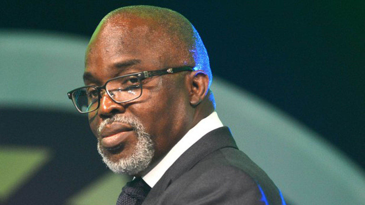 Pinnick joins Infantino, Ceferin, Prince Charles at Euro 2020 final