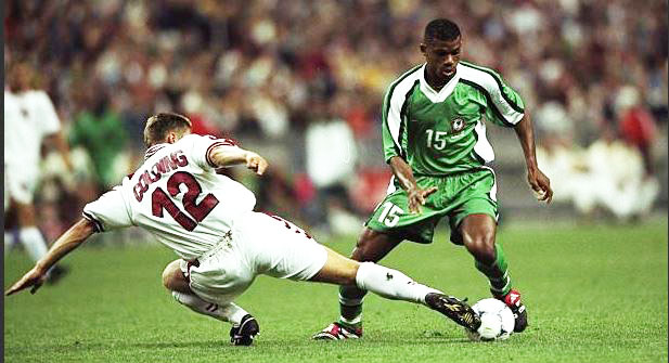 Flash back: Super Eagles suffer heaviest World Cup defeat