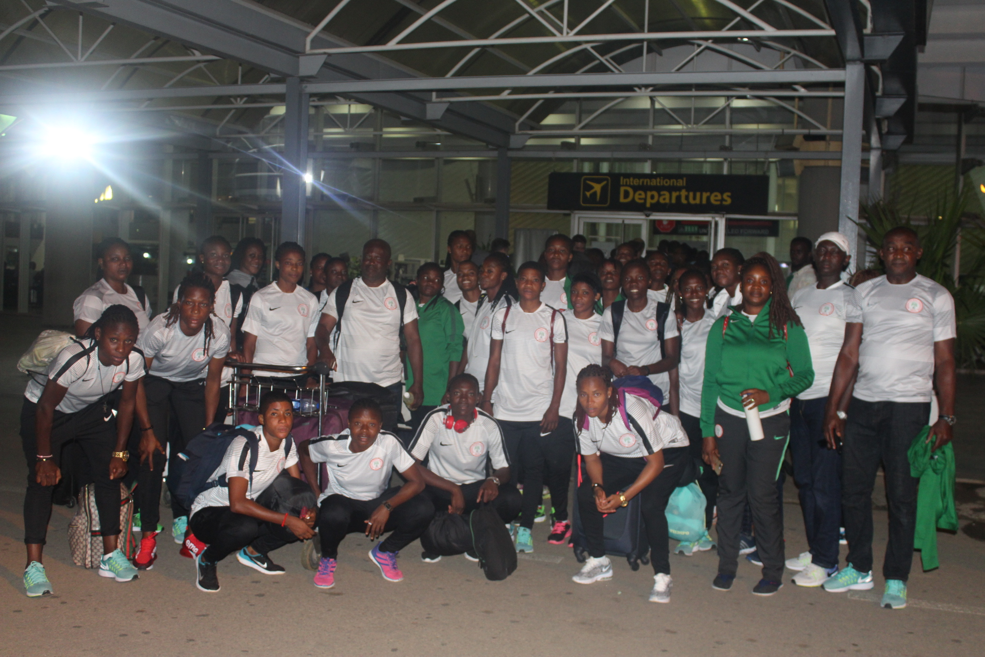 Nigeria's Super Falconets confident as race to Costa Rica begins in Douala