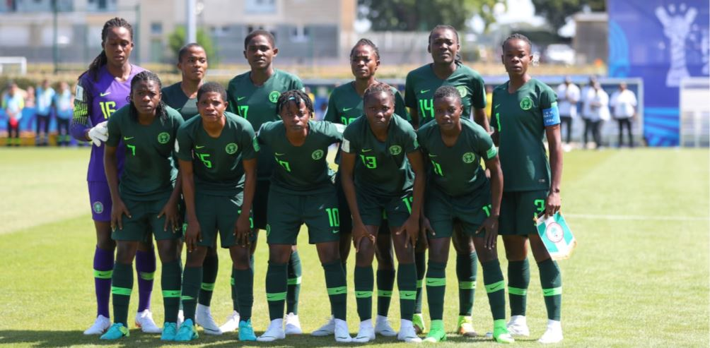 It's 'a-goal-per-player' as Falconets gross 11 goals against Central African Republic