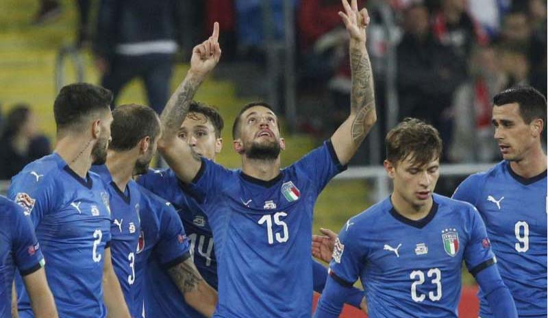 Euro 2020 champions, Italy to face Copa America winners, Argentina next year