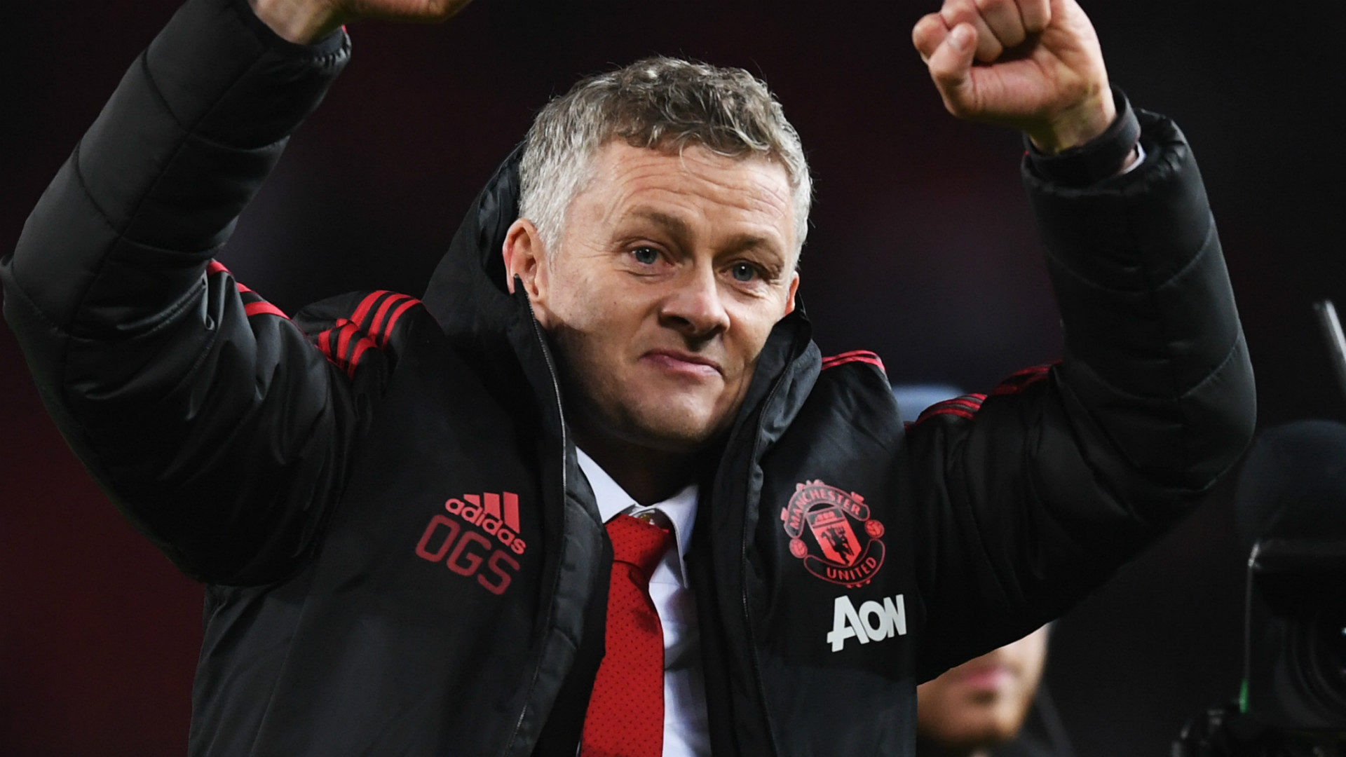 Manchester United's return to greatness begins with Europa League, says Solskjaer