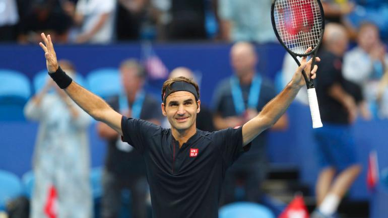 ROGER FEDERER BECOMES 2ND TENNIS STAR TO WIN 100TH CAREER TITLE