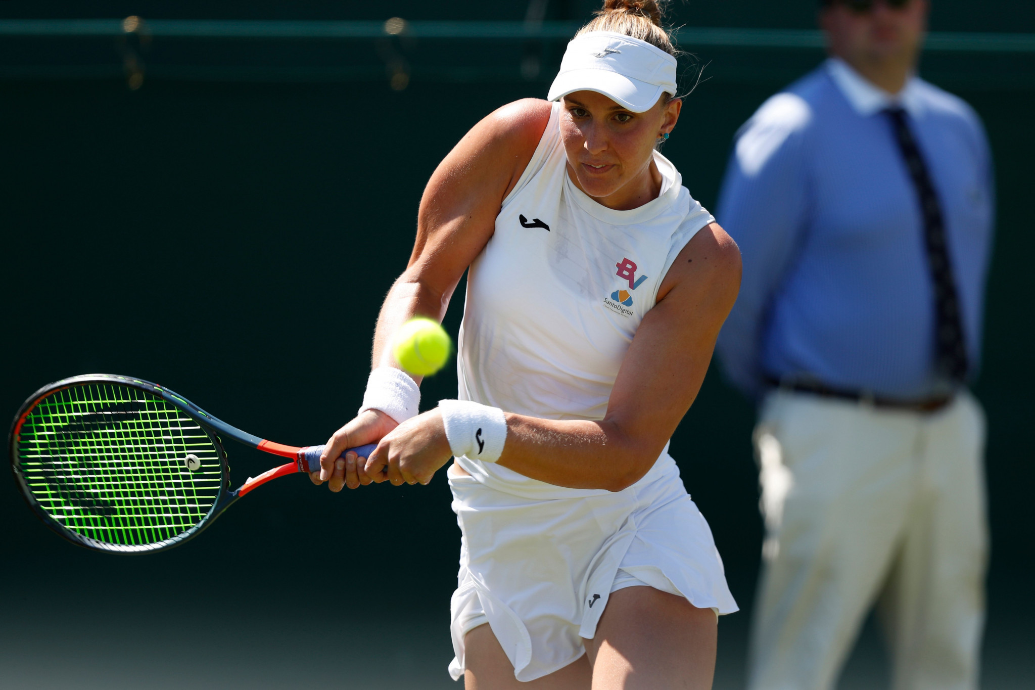 DOPING: WIMBLEDON GIANT-KILLER HADDAD MAIA PROVISIONALLY SUSPENDED