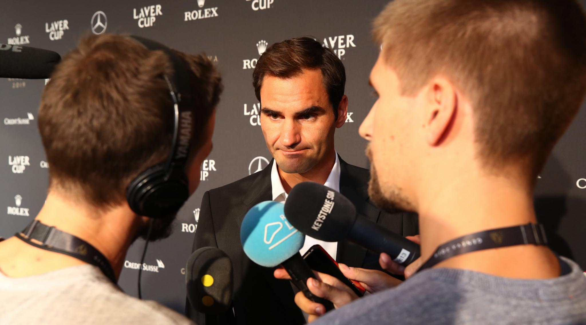 TO BE OR NOT TO BE? ROGER FEDERER KEEPS TOKYO 2020 OLYMPIC ORGANISERS GUESSING