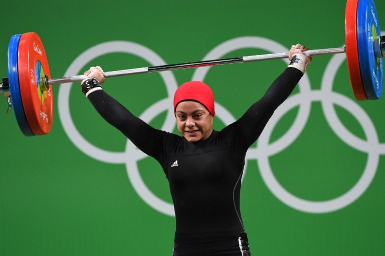 EGYPT OLYMPIC COMMITTEE SUSPENDS WEIGHTLIFTING FEDERATION