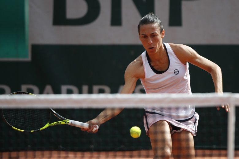 FORMER FRENCH OPEN CHAMPION SURVIVES CANCER