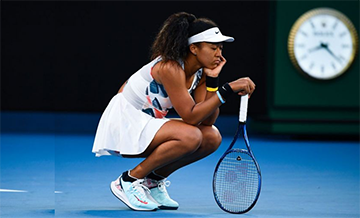 ANOTHER UPSET AT AUSTRALIAN OPEN AS DEFENDING CHAMPION, NAOMI OSAKA IS ELIMINATED