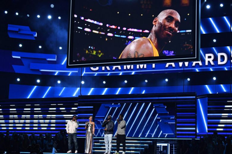 KOBE BRYANT REMEMBERED AT GRAMMY AWARDS HOURS AFTER HIS DEATH