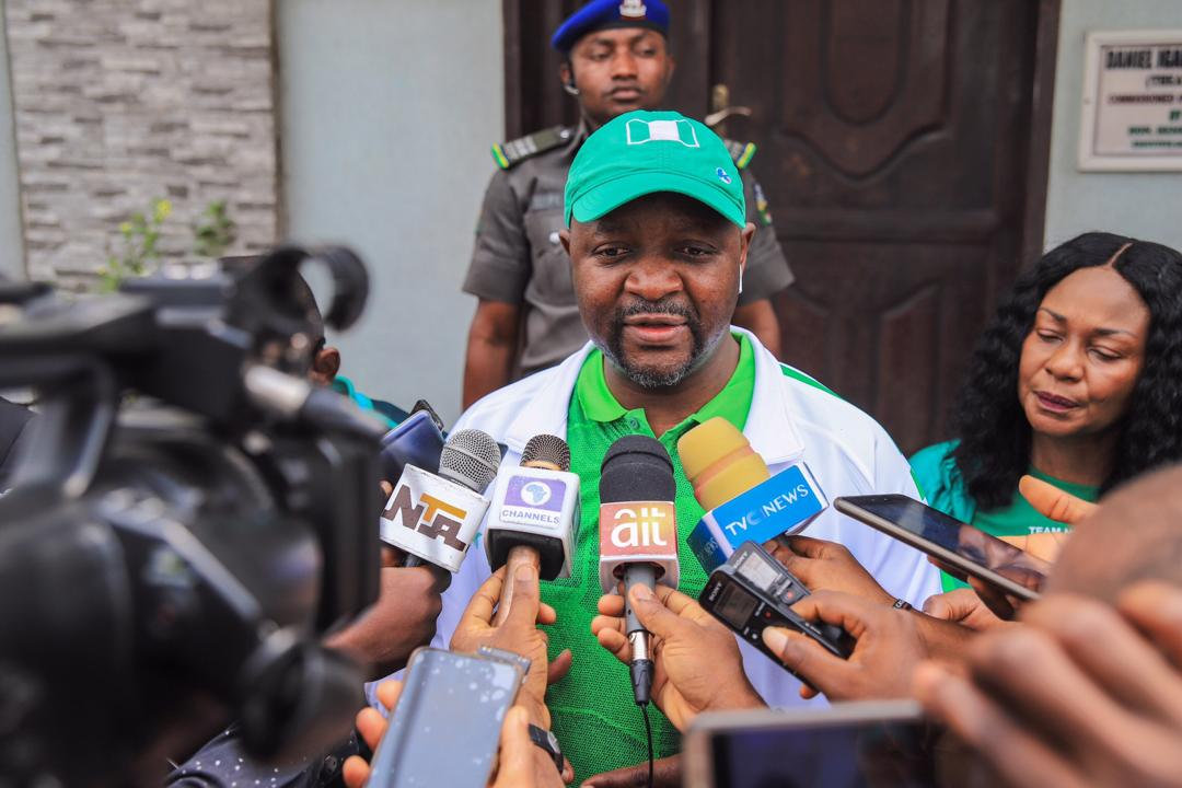 Sports Minister, Sunday Dare assures level playing ground at Wednesday's sports federations elections