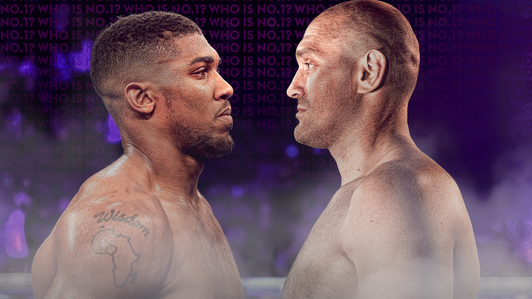 CONFIRMED! TYSON FURY AND ANTHONY JOSHUA TO FIGHT IN SAUDI ARABIA IN AUGUST