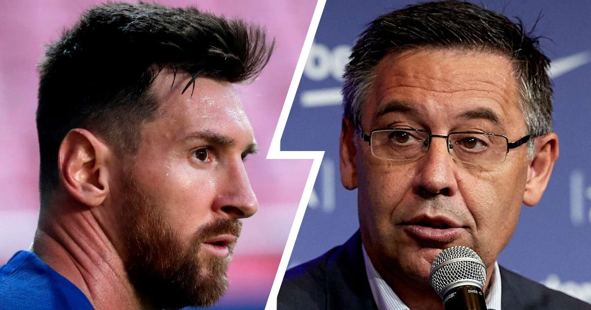 BARTOMEU WASHES HANDS OFF SUAREZ AND MESSI MESS