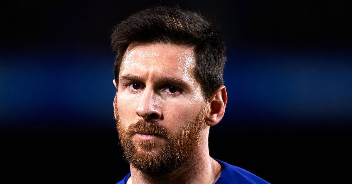 BARCA PREPARING APPEAL TO REDUCE MESSI'S POSSIBLE BAN